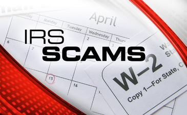 Nicholas Aiola, CPA - 4 Types of IRS Scams - IRS Scams