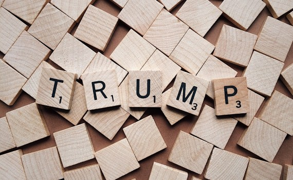 Nicholas Aiola, CPA - Trump's Tax Puzzle: Piecing Together the New Tax Plan - Trump Scrabble Tiles