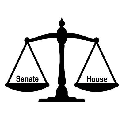 Nicholas Aiola, CPA - 10 Key Differences Between the Senate and House Tax Bills - Justice Scale