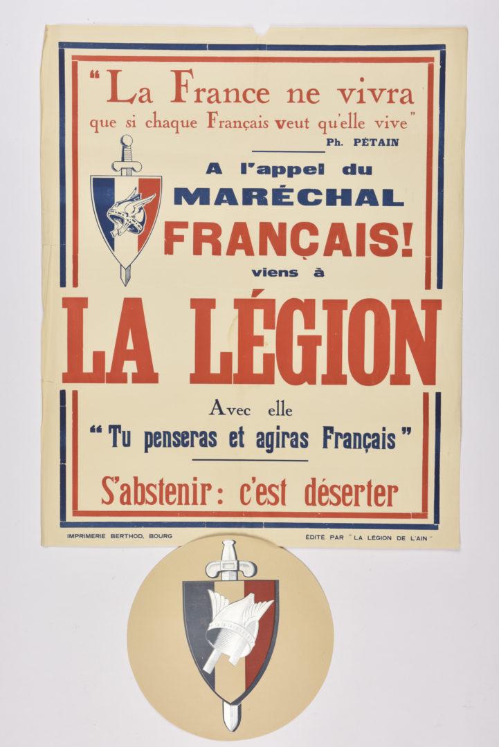 Légion Française des Combattants | Aiolfi G.b.r.