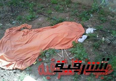 العثور علي جثة مزارع في أرض زراعية بأولاد صقر