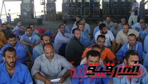 عمال ميمكو بالعاشر يهددون وزير القوي العاملة بمعاودة الإضراب عن العمل