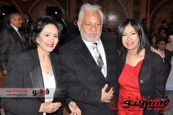 شاهد.. سبب وضع سامح الصريطي زوجته الفنانة نادية فهمي في دار مسنين
