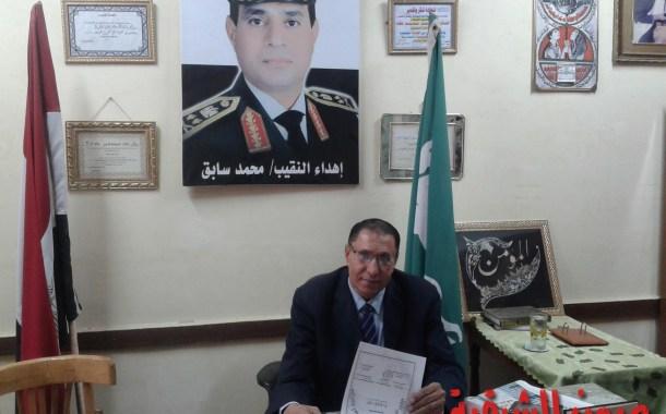 مدير تعليم أبوحماد : إنتهينا من كافةالإستعدادات لإمتحانات الفصل الدراسي الأول