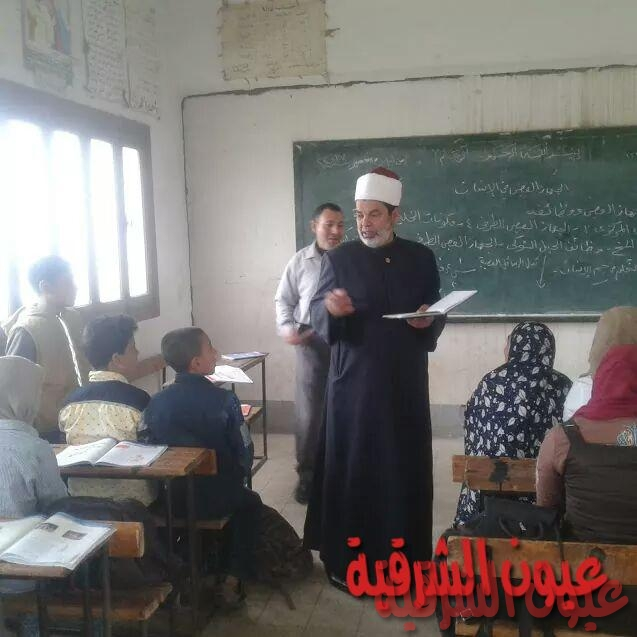 تشكيل قوافل لمتابعة معاهد منطقةالشرقية الأزهرية