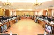 محافظ الشرقية يُشيد بأداء غرفة عمليات المحافظة خلال فترة الإنتخابات الرئاسية
