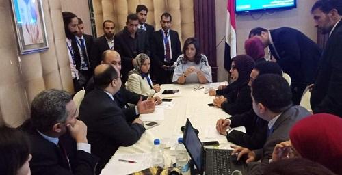 «الهجرة»: إقبال كبير من الجاليات المصرية على الانتخابات الرئاسية