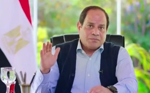 تعرف على رأي الرئيس السيسي في رؤساء مصر السابقين (فيديو)