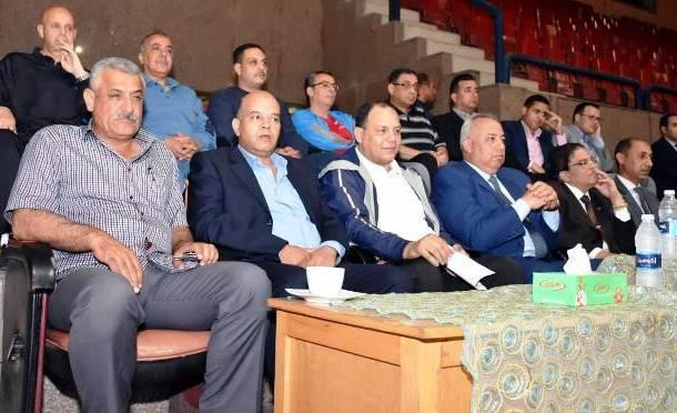محافظ الشرقية يفتتح الدورة الرمضانية الثالثة لخماسيات كرة القدم للمديريات الخدمية