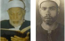 من أعلام الشرقية:الشيخ عامر عثمان شيخ عموم المقارئ المصرية سابقا
