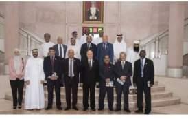 رئيس جامعة الزقازيق يشارك في إجتماع المجلس التنفيذي لإتحاد الجامعات العربية