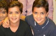 ألف مبروك النجاح الباهر مهند و مؤيد حاتم عبدالعزيز في الإعدادية