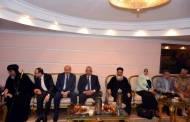 وزير التموين ومحافظ ومدير أمن الشرقية يشاركون في حفل الإفطار الجماعي بجامعة الزقازيق