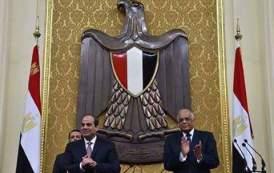 اليوم..مجلس النواب يتزين لإستقبال الرئيس السيسي لآداء اليمين الدستورية