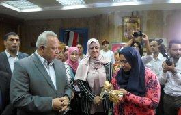 محافظ الشرقية يشارك في اليوم الثقافي المصري الأندونيسي بمكتبة مصر العامة