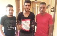 ظهير أيسر الشرقية محمد نجاتي ينتقل إلى المنصورة