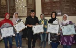 تكريم أوائل الطلبة بجميع المراحل التعليمية في بلبيس