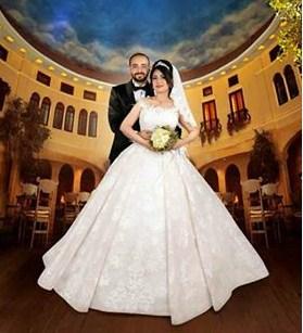 ألف مبروك للعروسين