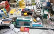 ضبط ٢٧٩٨ قرص أدوية مخالفة بصيدليات الزقازيق