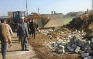 بالصور..إزالة ١٠١٤ حالة تعدي على الأراضي الزراعية خلال حملات مكبرة بمراكز الشرقية
