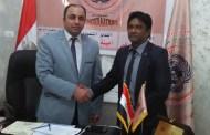 تعاون بين منظمة الأمم المتحدة للسلام وسفير بورما