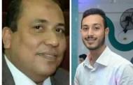 المهندس عمرو عبدالسلام ينعى شهيد الواجب أحمد سمير أبو الحاج