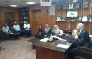 الدكتور هشام مسعود يجتمع بالفريق الطبي الموفد لبعثة الحج