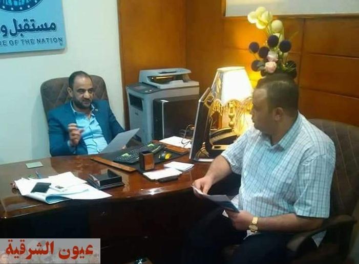 حاتم عبدالعزيز  : الحفاظ على مكتسبات ثورة 30 يونيو ضرورة حتمية لحماية الوطن