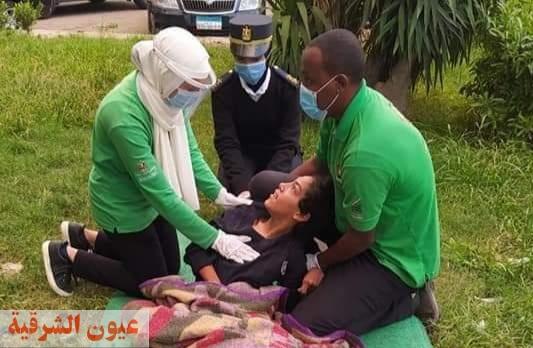 فريق أطفال وكبار بلا مأوى ينقذ سيدة وأبنائها مقيمين في حديقة بالقاهرة