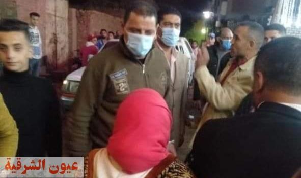 إحالة رئيس الوحدة المحلية بقرية النخاس للتحقيق للسماح بإقامة فرح شعبي