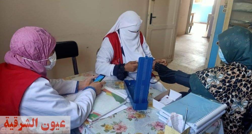 صحة الشرقية تقدم الخدمة الطبية لأكثر من ١.٦ مليون سيدة بالمبادرة الرئاسية لدعم صحة المرأة