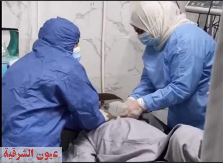 إحالة واقعة مستشفى الحسينية  بالشرقية للتحقيق