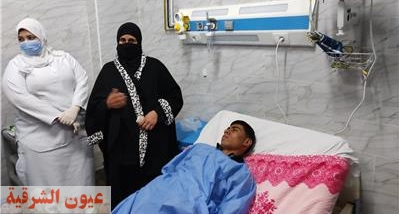 تنفيذاً لقرار الرئيس السيسي..بدء علاج الشاب محمد جمال على نفقة الدولة