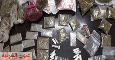 السجن المشدد 10 سنوات لـ3 تجار مخدرات بالشرقية