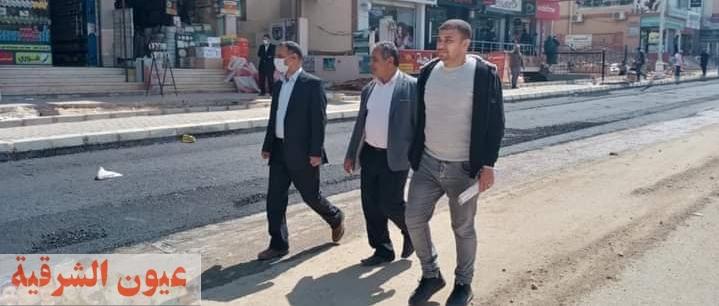رئيس جهاز بدر يتفقد أعمال تطوير مدخل المدينة لتلبية التوسعات المستقبلية