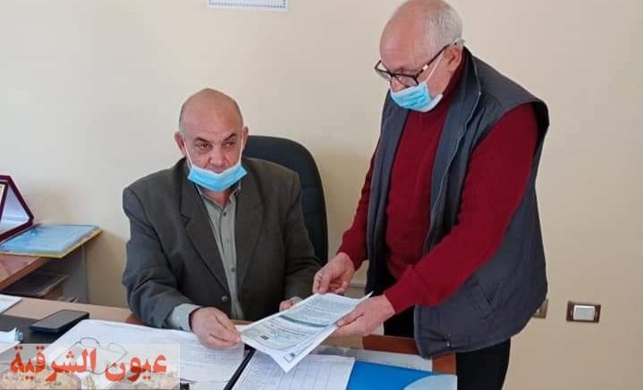 مأمورية الضرائب العقارية بأبوحماد تتلقى الاقرارات الضريبية السبت أثناء العطلة الأسبوعية