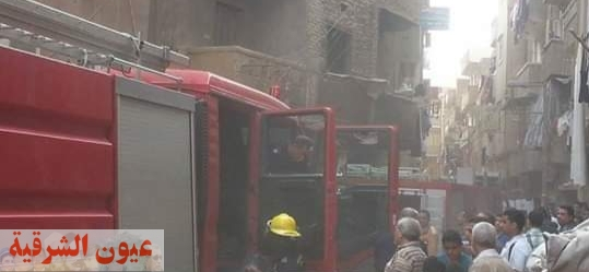 مصرع شقيقتين حرقاً بقرية شرشيمة بههيا