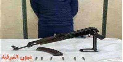 القبض على المتهم بقتل عامل بسبب خلافات مالية ببلبيس