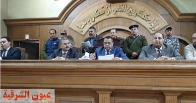 السجن المشدد 15 عام للصوص الأربعة في الشرقية