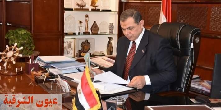 القوى العاملة: والتفتيش على 210 منشآت بجنوب سيناء وتعيين 893 شاباً