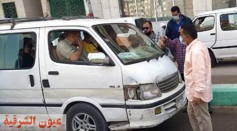 محافظ الشرقية يُتابع إنتظام سير الحركة بمواقف سيارات الأجرة..ويؤكد أنه لا زيادة في تعريفة الركوب
