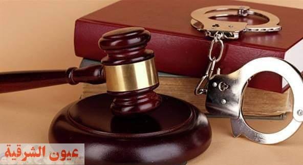 السجن المشدد 3 سنوات للعاطلين الأربعة بالشرقية