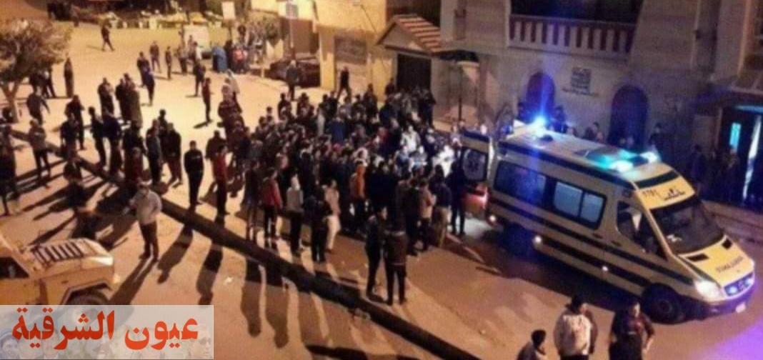 مقتل ربة منزل علي يد جيرانها بسبب لهو الأطفال بالشرقية