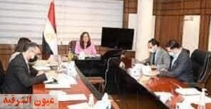 وزيرة التخطيط والتنمية الإقتصادية تعقد إجتماع القومي للأجور مع ممثلي وزارات مختلفة للحد من ظاهرة إرتفاع الأسعار