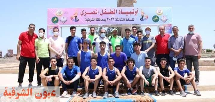 وزير الشباب والرياضة يعلن إنطلاق شعلة أوليمبياد الطفل المصري بمحافظات الجمهورية