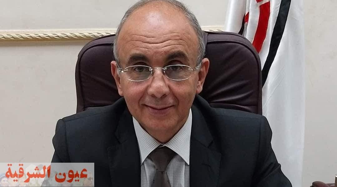 رئيس جامعة الزقازيق يكشف تطورات المصابين بالفطر الأسود