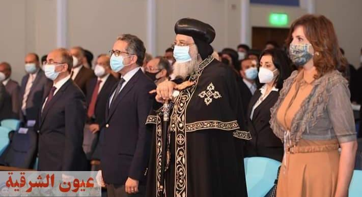 وزير السياحة والآثار يشارك في إحتفالية ذكرى دخول العائلة المقدسة إلى مصر