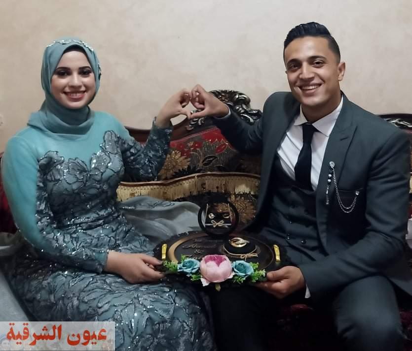 في حفل عائلي بهيج..خطوبة القبطان أحمد علي عبدالقادر و الآنسة زهراء محمد السيد عبدربه