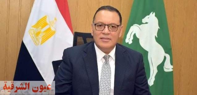 محافظ الشرقية يصدر قراراً بتعيين رئيسين لمدينتي القرين وصان الحجر القبلية