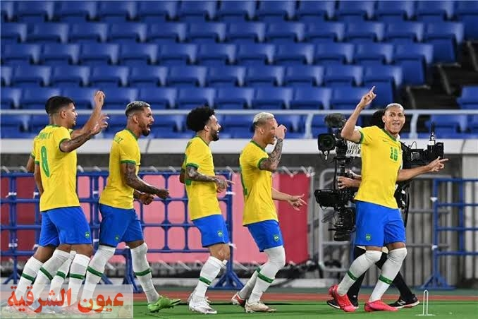 أولمبياد طوكيو.. البرازيل تقسو على الماكينات الألمانية برباعية